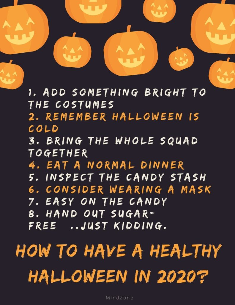 How To Have A Healthy Halloween in 2020?