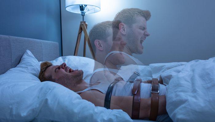 What causes sleep paralysis?