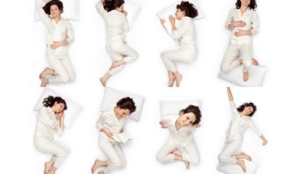 Best sleep position to improve your night's sleep